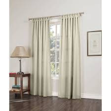 better homes and gardens flame curtain panel walmart com