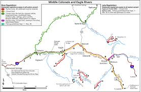 Map Of Colorado River by Eagle River Great Fishing On Your Big Game Scouting Trip