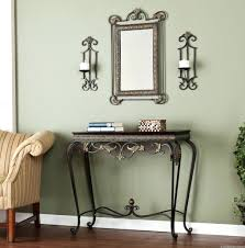 White Entryway Table by Elegant Narrow Wooden Entryway Bench For Hallway Foyer Modern