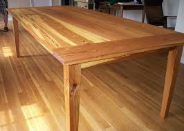 Custom Wood Dining Tables Home And Furniture - Custom kitchen table