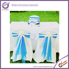 Cheap Chair Covers And Sashes 2014 Design Wholesale Cheap Single Face Satin Ribbon And