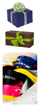 custom ribbon custom printed ribbon packaging products store fixtures