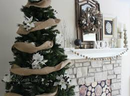 diy christmas home decor easy peasy christmas tree decorating the crazy craft lady