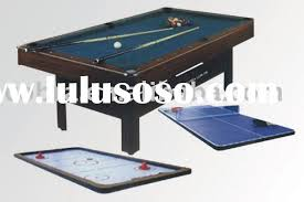 3 in one foosball table 4 in 1 multi function game table air hockey pool table pingpong