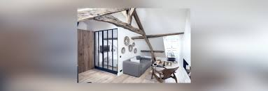 2 small and cute french apartments under 50 square meters designed