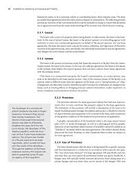Letter Of Intent To Lease Commercial Property by Chapter 2 Anatomy Of A Lease Guidebook For Developing And