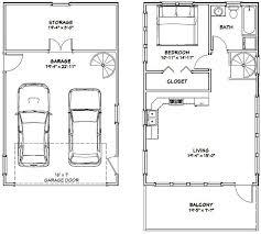 2 Car Garage Apartment Floor Plans 125 Best House Plans Images On Pinterest Tiny House Plans Guest