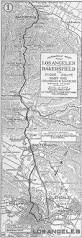 Bakersfield Zip Code Map by From Footpaths To The Grapevine A Brief History Of Southern