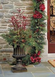 Christmas Decorations For Front Porch Pinterest by 1673 Best Country Christmas Decorating Images On Pinterest
