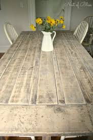 How To Refinish A Table Sand And Sisal by Best 25 Dining Table Makeover Ideas On Pinterest Dining Table