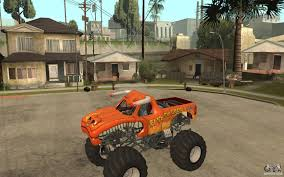 el toro loco monster truck videos el toro loco for gta san andreas