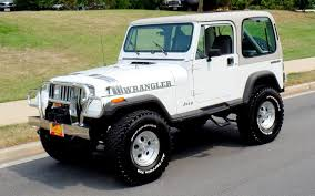 jeep wrangler garage 1990 jeep wrangler 1990 jeep wrangler for sale to buy or