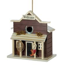 amazon com gifts u0026 decor prairie western wooden garden saloon