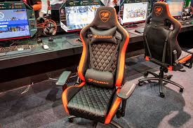 reclining gaming desk chair cougars conquer pc chassis and 180deg reclining armor gaming chair