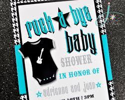 rock a bye baby shower project nursery