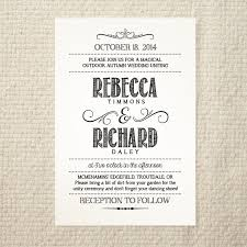 wedding template invitation rustic wedding invitations for your unique wedding party