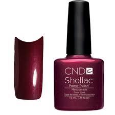 cnd shellac nail polish maquerade amazon co uk beauty