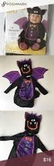 Baby Bat Halloween Costumes Bitty Baby Bat Costume Size 6 12 Mo Brand New Bat Costume