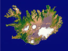 iceland map free maps national land survey of iceland