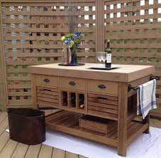 outdoor kitchen island beautiful outdoor carts and islands awesome functionality of for