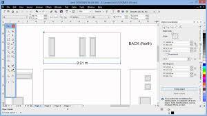 corel draw x6 rutor drawing to scale in corel designer x6 youtube