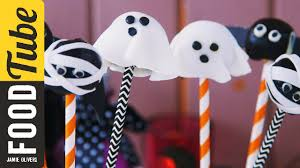 Halloween Cake Pops Easy Halloween Party Cake Pops Sharon Hearne Smith Youtube