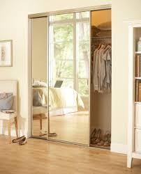 mirrored closet doors u2014 interior doors and closets