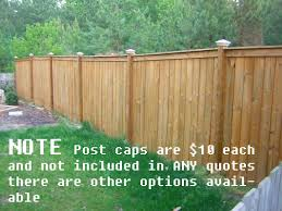 Estimate Fencing Cost by Privacy Fence Cost Garden Design