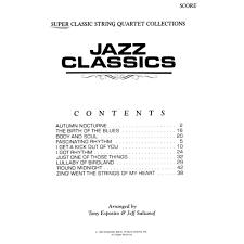 Doorman Resume Sample by Jazz Classics Alfred Shar Music Sharmusic Com