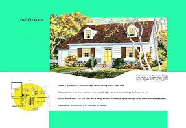 cape code house plans cape cod house plans 1950s america style