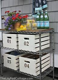 Backyard Storage Solutions Outdoor Storage Solutions Paperblog