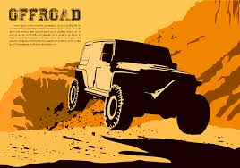 jeep off road silhouette free jeep vector download free vector art stock graphics u0026 images