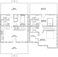 excellent floor plans 24x24 house plans 24x24 house 24x24h2 1143 sq ft excellent floor
