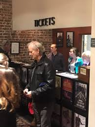 bill murray bought tickets and handed them out to the box office