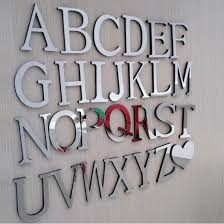 Online Shopping For Home Decoration Items Compare Prices On Wall Decor Alphabet Online Shopping Buy Low