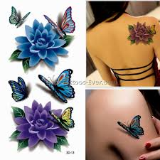 tropical flower tattoo 6 best tattoos ever