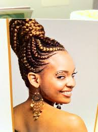 latest braids hairstyles for blacks african braid hair styles african goddess braids bike african