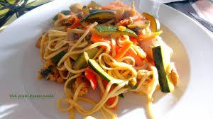 legume a cuisiner wok poulet nouille légume macaude en cuisine