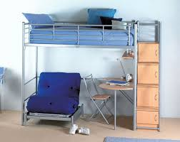 Bunk Bed With Open Bottom Easily Single Bunk Bed With Desk 47 Awesome Images Bell Home Www