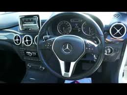 Mercedes B180 Interior For Sale 2014 14 Mercedes B180 1 5 Cdi Se Blueefficiency 5dr