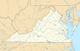 virginia on a map of the usa template location map usa virginia