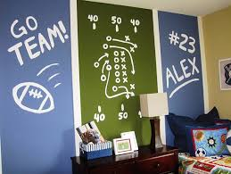 sports murals for bedrooms wall murals decals sports themed interiors room wall murals