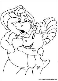 coloring php vintage barney coloring book coloring