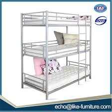 Three Level Bunk Bed Kids Bunk Bed Kids Bunk Bed Suppliers And Manufacturers At