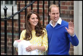 lady charlotte diana spencer william in blue and kate in buttercup yellow to take home hrh