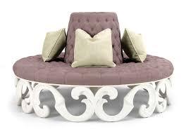 modern round sofa interior decoration channel