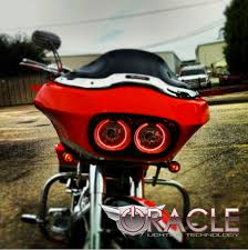 harley davidson lights accessories oracle halo lights for harley davidson 1999 2008 harley davidson