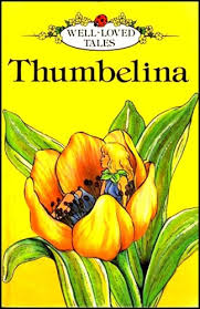 thumbelina ladybird loved tales amazon uk hans