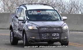 Ford Escape Exhaust - 2013 ford escape spy photos nasioc