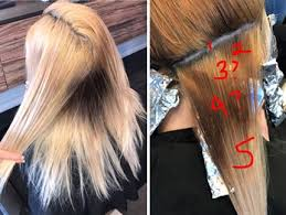 goldwell 5rr maxx haircolor pictures how to color correction behindthechair haircolor blonde